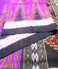 4155 NP 10 Handwoven  Khandua Silk Saree