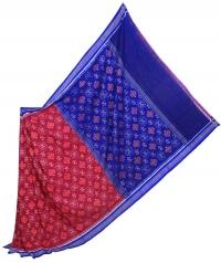 7444/1208 Sambalpuri Handwoven Cotton Saree