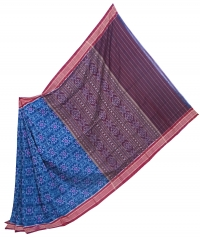 4413/24 Sambalpuri Handwoven Cotton Saree