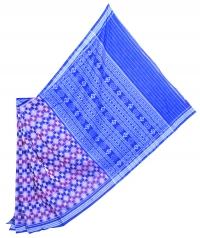 4144 SAKTA THIKIDI Saambalpuri  Handwoven Cotton Saree