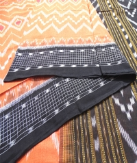 4144/60 Sambalpuri Handwoven Cotton Saree
