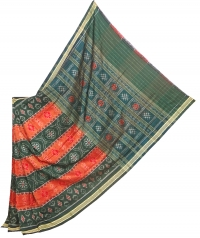 4414 DIPTI Sambalpuri Handwoven Cotton Saree