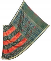 4414 DIPTI Sambalpuri Handwoven Cotton Saree