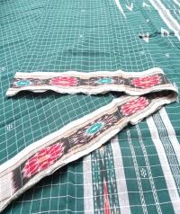 1406/99 Sambalpuri  Handwoven Cotton Saree