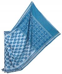 4443 PHULA RANEE (F) Sambalpuri  Handwoven Cotton Saree