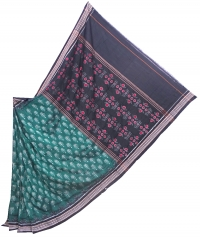 4414 ANUSAYA Sambalpuri Handwoven Cotton Saree