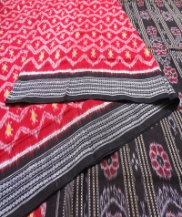 4413/28 Sambalpuri Handwoven Cotton Saree