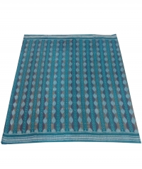 Green sambalpuri  handloom cotton saree