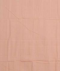 Red and wheat brown sambalpuri cotton suit piece