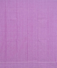 Purple and periwinkle  sambalpuri cotton suit piece