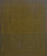 Red and mustard sambalpuri cotton suit piece