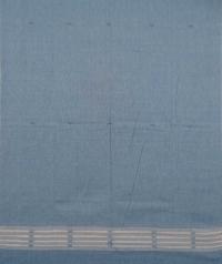 Blue sky  handwoven cotton suit piece