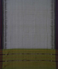 Olive green sage green  handwoven cotton suit piece