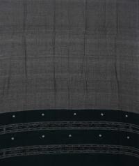 Green grey handwoven cotton suit piece