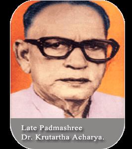 Dr.Krutartha Acharya